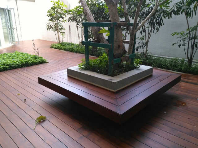 Accoya Wood Decking