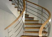Staircase - step board